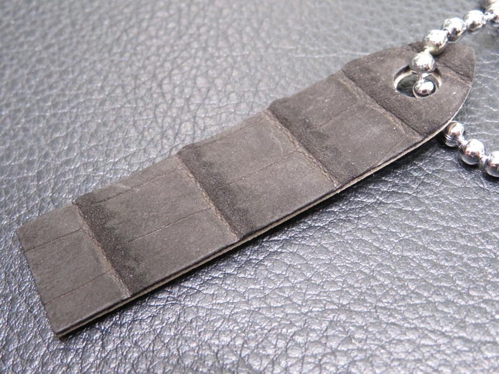ブティックでしか作れない、ゼニスのオーダーメイドの革ベルト始まりました♪ - ご案内 |IMG_0643