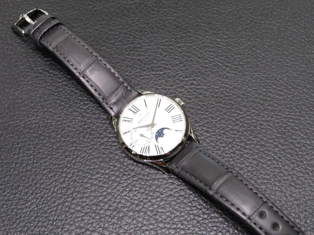 IMG_0746 カッコイイ小ぶりの時計「ウルトラシン レディ ムーンフェイズ 33mm」のご紹介です♪ - ELITE