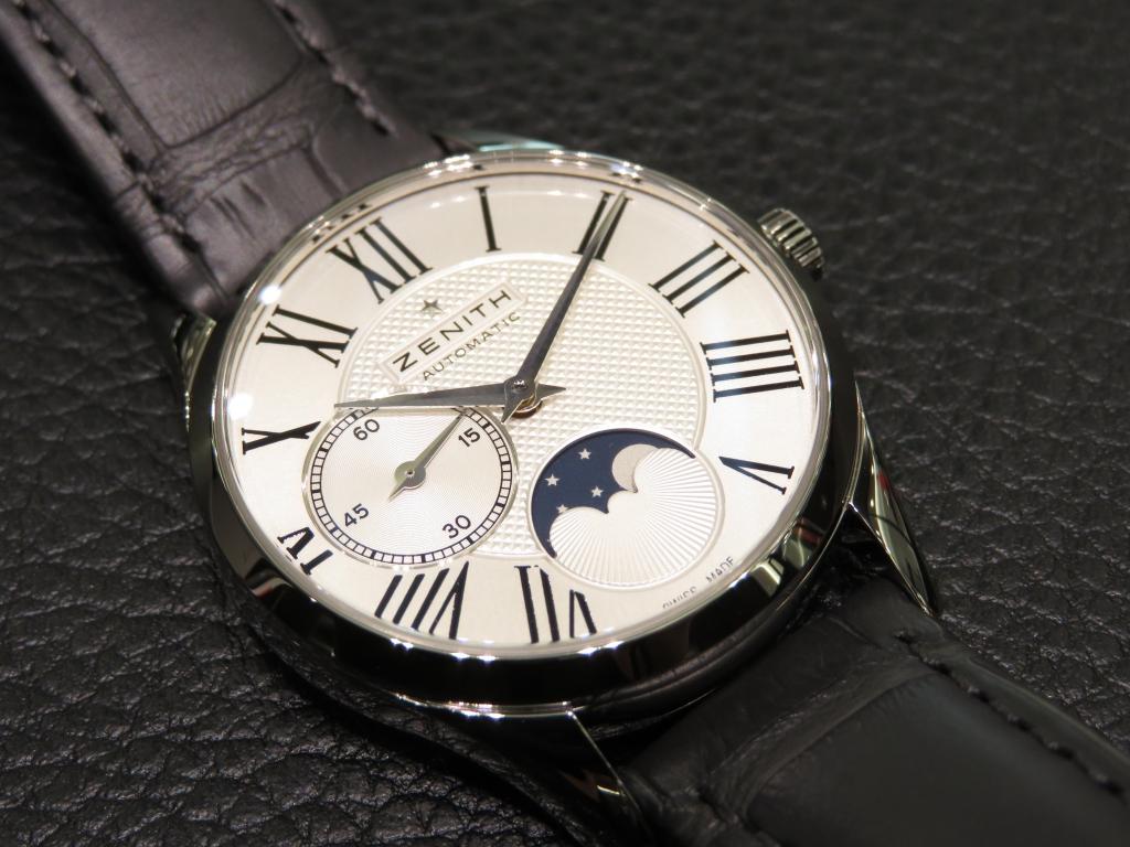 IMG_0751 カッコイイ小ぶりの時計「ウルトラシン レディ ムーンフェイズ 33mm」のご紹介です♪ - ELITE