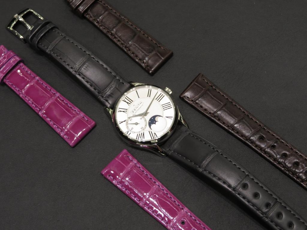 IMG_0761 カッコイイ小ぶりの時計「ウルトラシン レディ ムーンフェイズ 33mm」のご紹介です♪ - ELITE