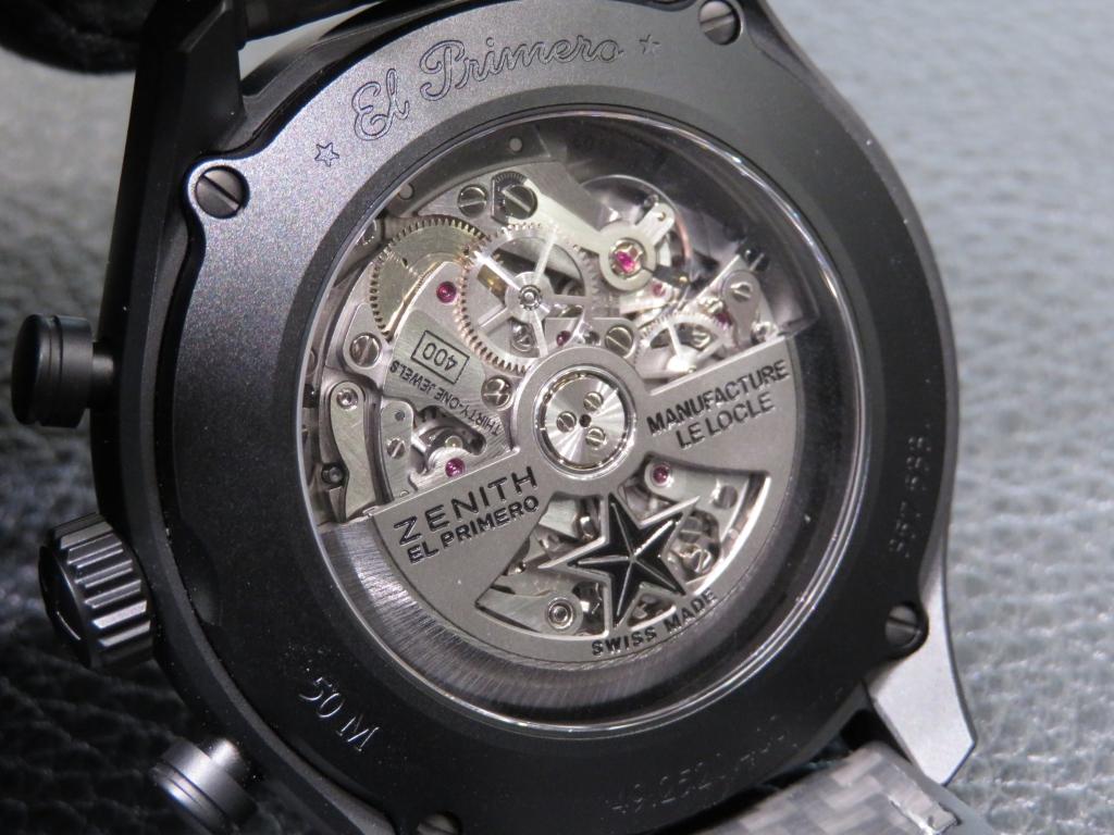 IMG_0856-1 スポーティなデザイン「エル・プリメロ スケルトン 45MM」のご紹介です☆ - CHRONOMASTER