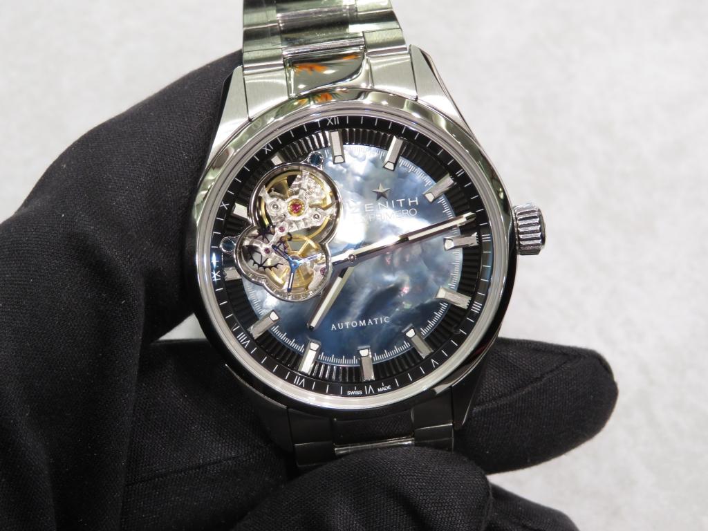IMG_0869 ブラックMOPがすごく綺麗です。 - CHRONOMASTER