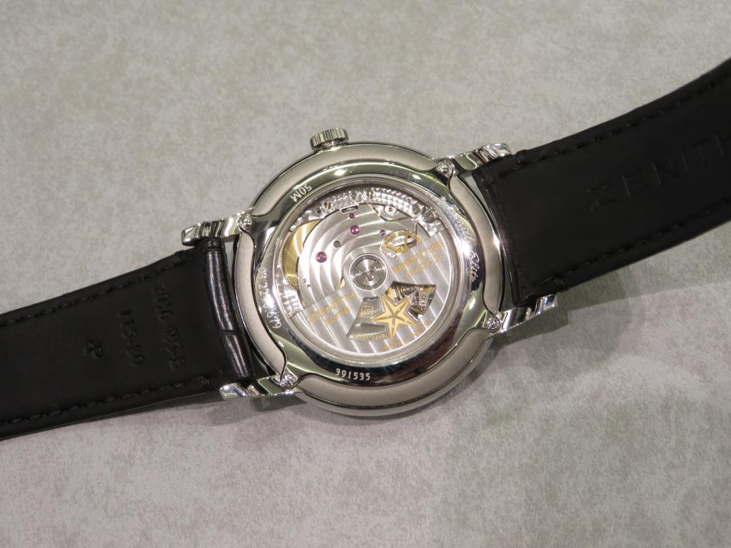 IMG_1399 ビジネスにも最適!クラシカルデザインが美しい大人の時計「エリート クラシック」 - ELITE