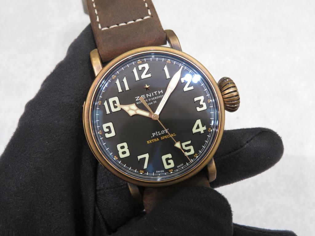 使用するごとに変化していく時計。 - ELITE  IMG_1826