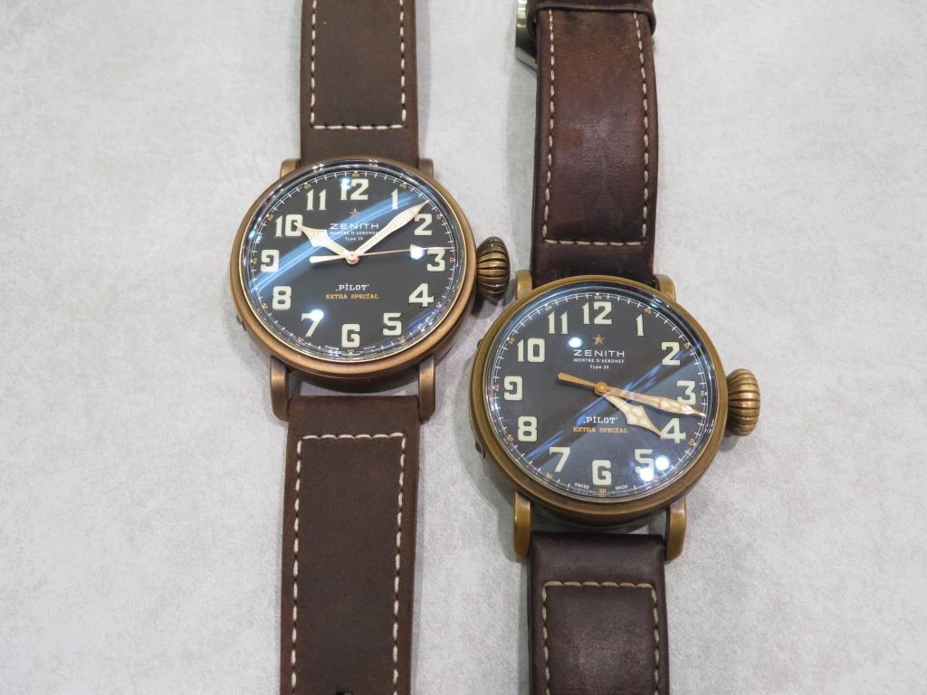 使用するごとに変化していく時計。 - ELITE  IMG_1828