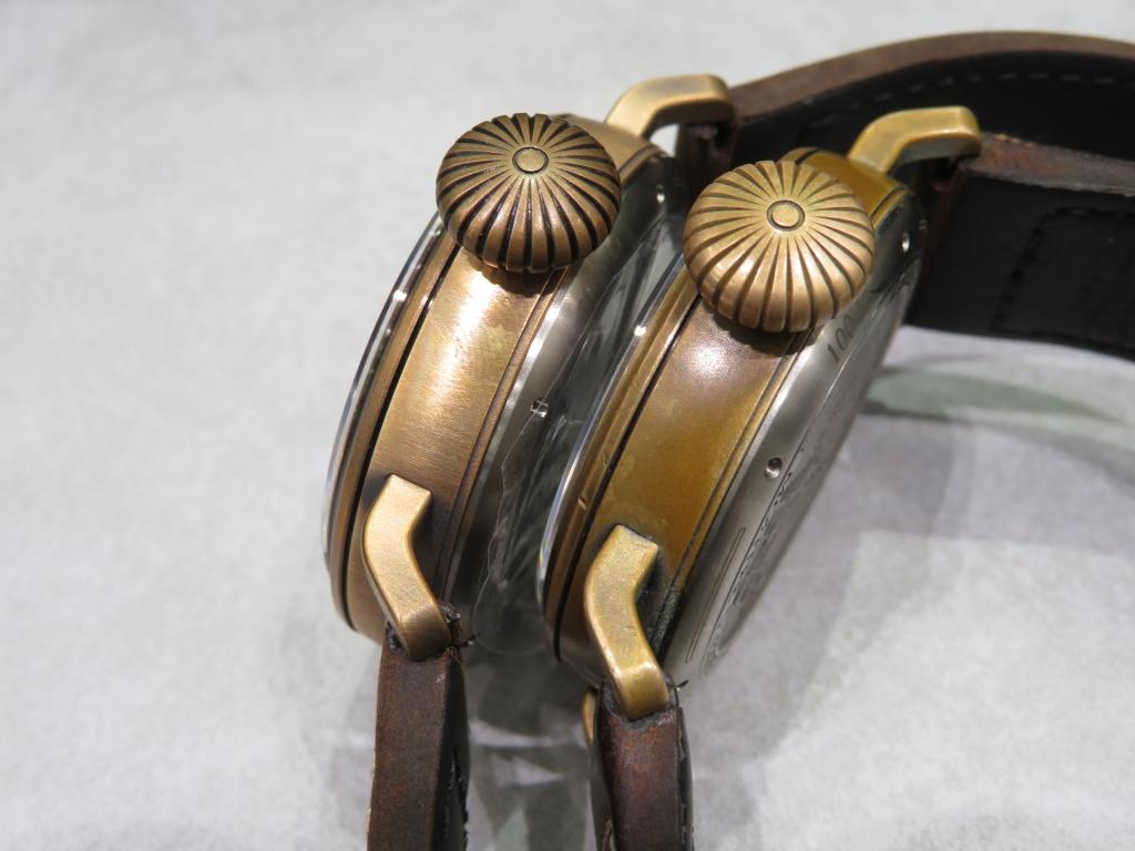 使用するごとに変化していく時計。 - ELITE  IMG_1830
