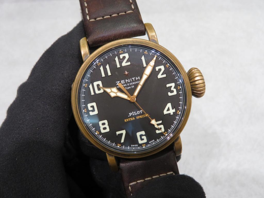 使用するごとに変化していく時計。 - ELITE  IMG_1832