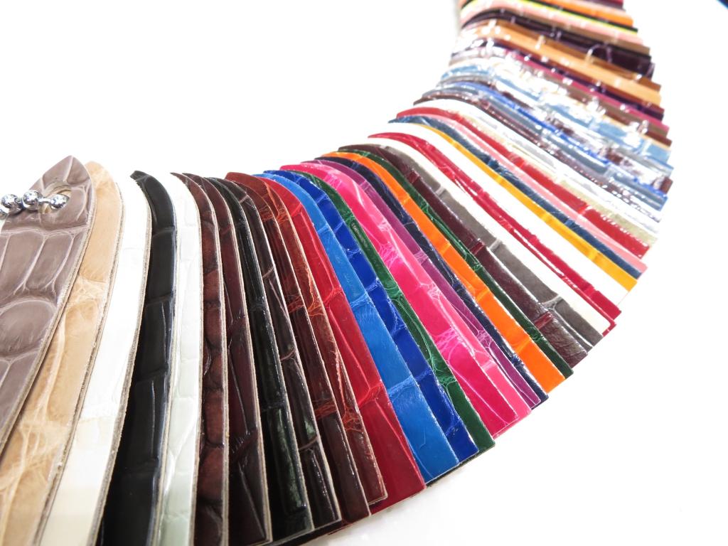 涼しくなるこれからの季節に、ゼニスの革ベルトがおすすめ! - ベルト/ストラップ  IMG_2742