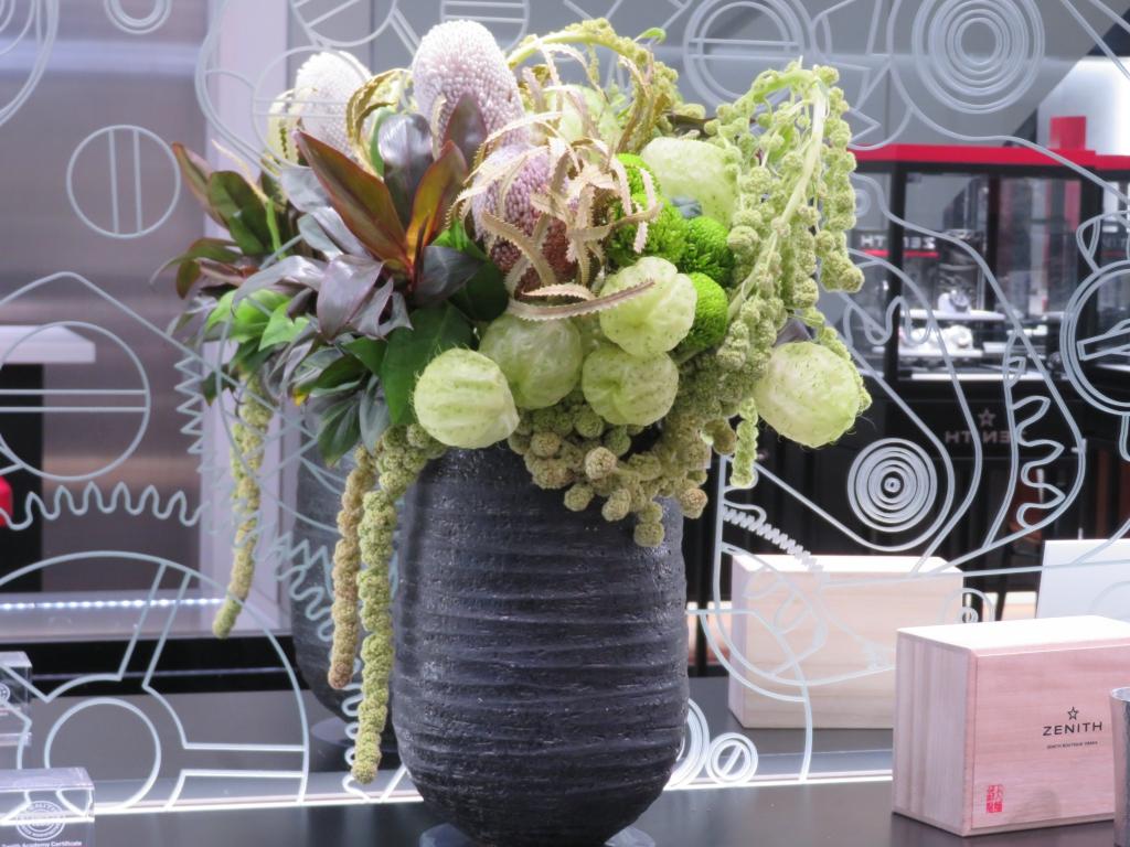再入荷!ゼニスブティック大阪で最も人気のモデル「エル・プリメロ オープン 42㎜」ブルーダイヤル - CHRONOMASTER |IMG_2816-1