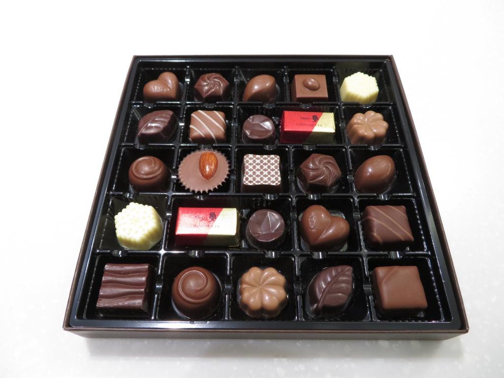 F様よりスタッフ大好きなチョコレート頂きました。 - その他 |IMG_2922