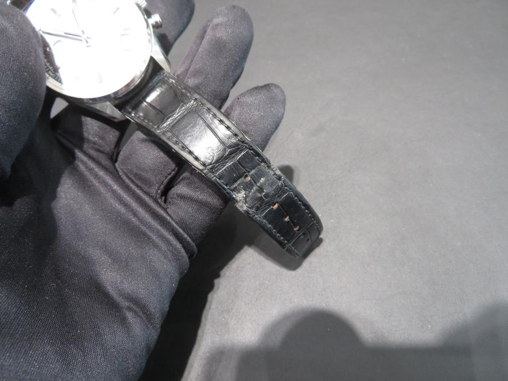 IMG_3821 ゼニス 愛用モデルのストラップを交換。 - CHRONOMASTER ベルト/ストラップ