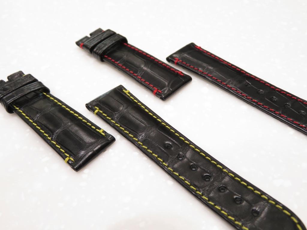 ゼニスブティック大阪ではゼニスの純正ストラップ 革ベルト・ラバーのみの販売もしております! - ベルト/ストラップ |IMG_4216
