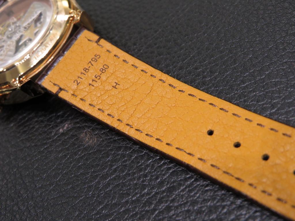 IMG_4316 葉巻ブランド「コイーバ」と「ゼニス」のコラボモデル!エル・プリメロ 42㎜レジェンド・オブ・コイーバ - CHRONOMASTER