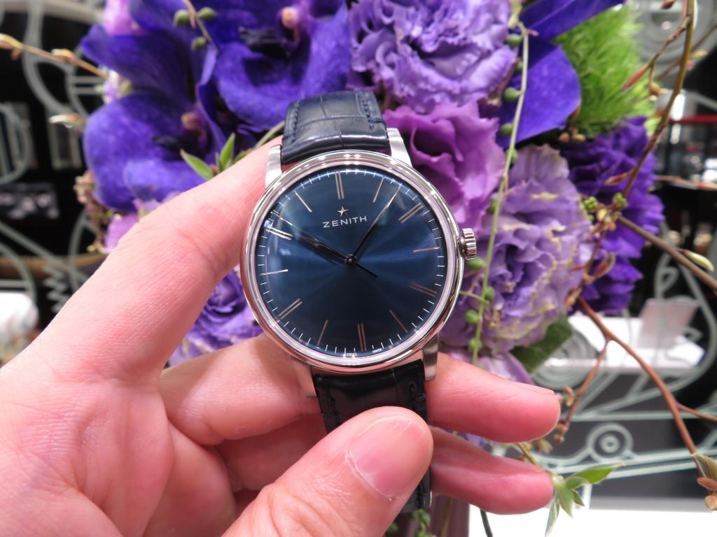 IMG_4320 スマートにシンプル時計。エリート6150 100時間パワーリザーブ機能 - ELITE