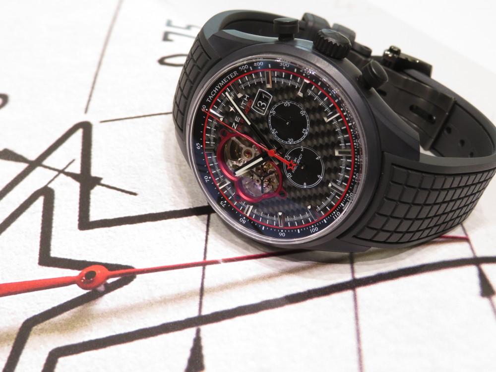 IMG_5236 夏に着けたい、きれいめスポーティモデル!生産終了のエル・プリメロ ブリット - CHRONOMASTER