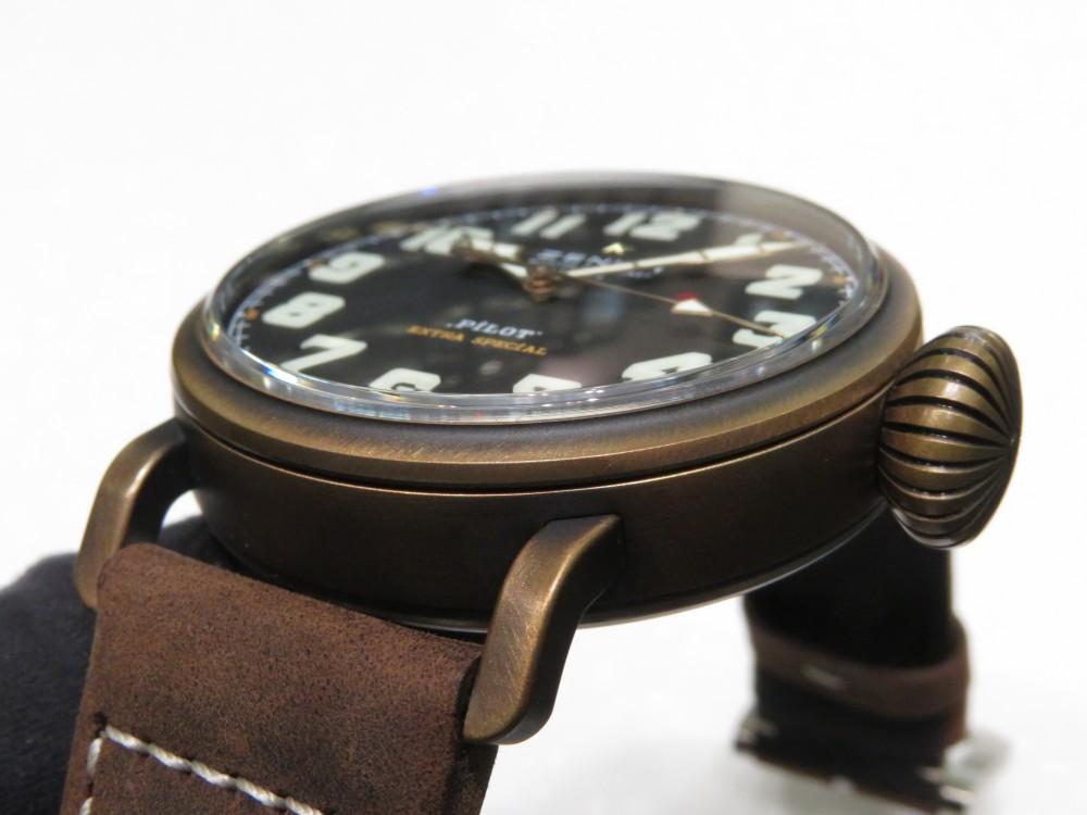 IMG_5637 味のあるオシャレ時計!パイロット タイプ20 エクストラ スペシャル - PILOT