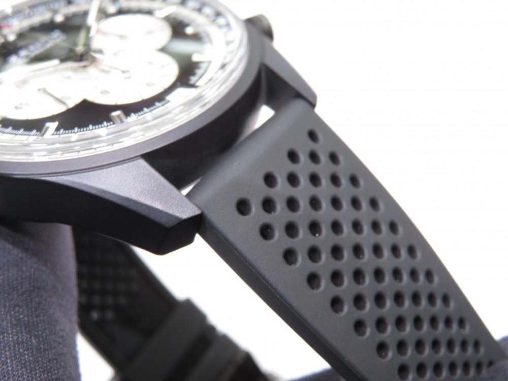 IMG_6014 ゼニスの最先端技術と歴史が詰まった精悍なブラックモデル!エル・プリメロ 42㎜ - CHRONOMASTER