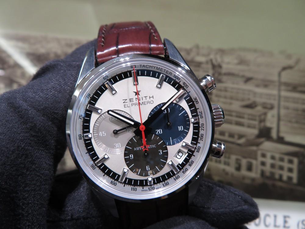 1969年製オリジナルモデルの雰囲気を楽しめる『エル・プリメロ 38㎜』 - CHRONOMASTER |IMG_6530