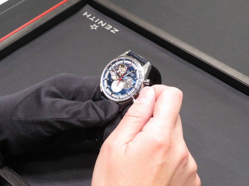 IMG_0769 ZENITH時計のオーバーホールなどの修理は?ゼニスブティック大阪でお預かりします! - ご案内