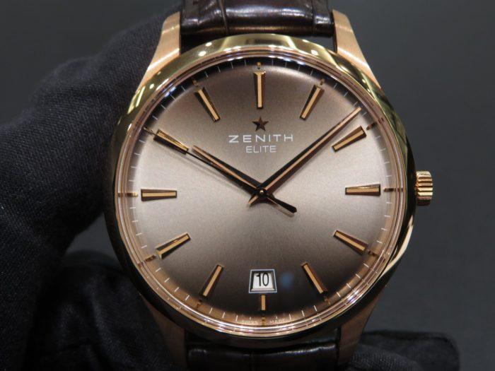 IMG_7080-700x525 スタイリッシュな大人のゴールドモデル!生産終了キャプテン セントラルセコンド - ELITE