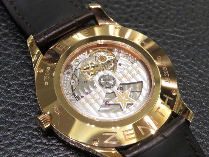 IMG_7082-700x525 スタイリッシュな大人のゴールドモデル!生産終了キャプテン セントラルセコンド - ELITE