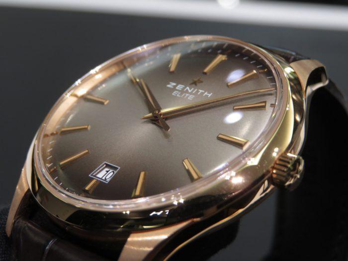 IMG_7085-700x525 スタイリッシュな大人のゴールドモデル!生産終了キャプテン セントラルセコンド - ELITE