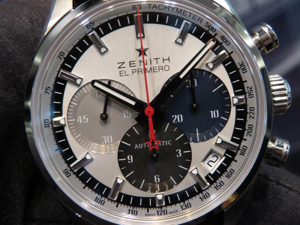IMG_7658 1969年ゼニスの名機を受け継いだモデル!?クロノマスターエルプリメロ38㎜ - CHRONOMASTER