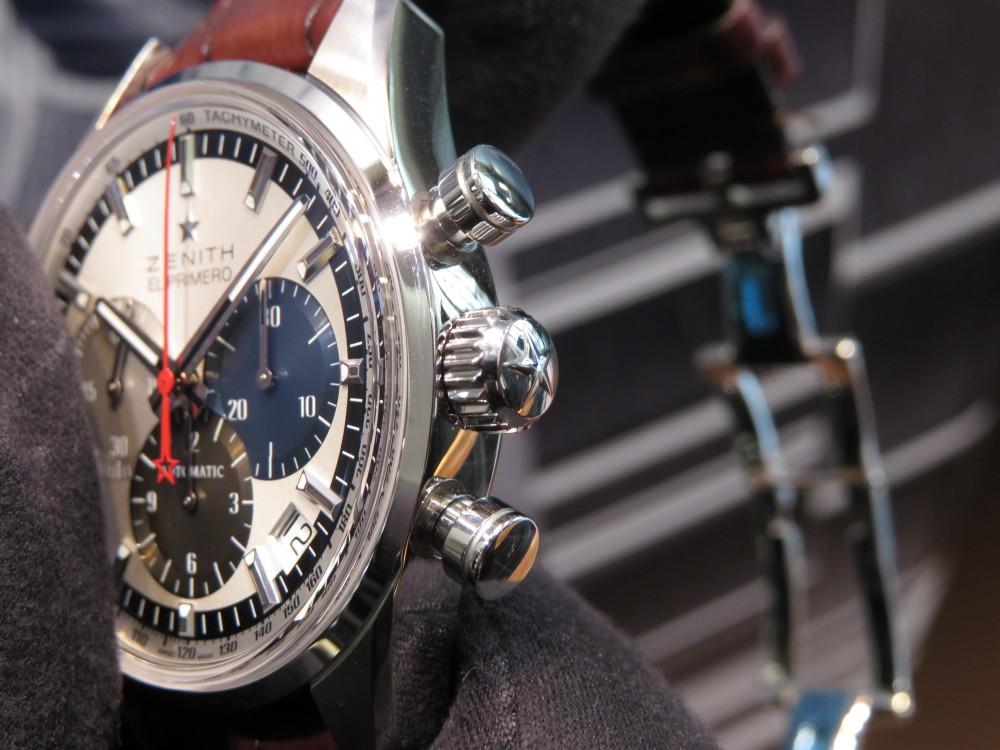IMG_7659 1969年ゼニスの名機を受け継いだモデル!?クロノマスターエルプリメロ38㎜ - CHRONOMASTER