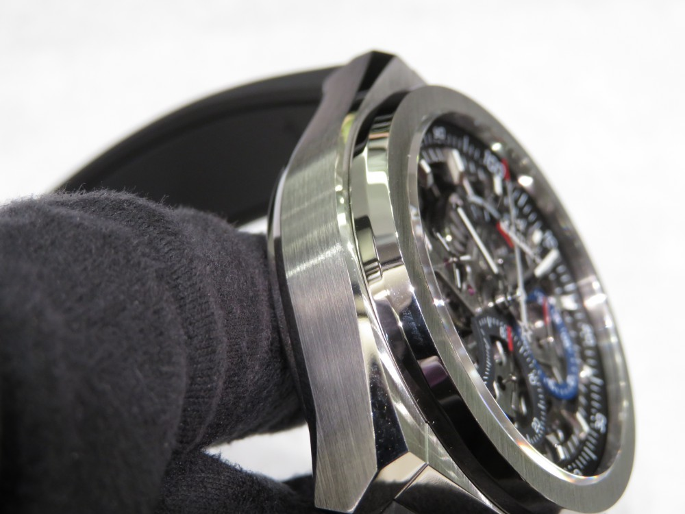 100分の1秒が計測可能な高機能クロノグラフモデル!ゼニス デファイ エル・プリメロ21 - DEFY |IMG_7948