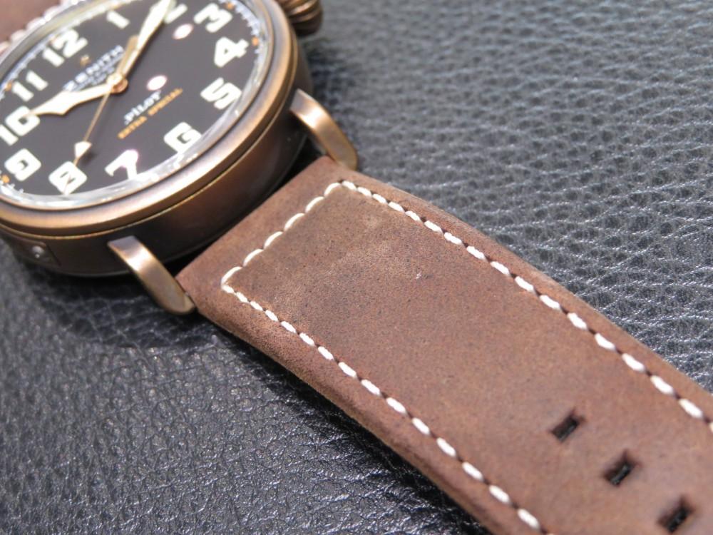 IMG_8088 ゼニスの航空時計の傑作を復刻。パイロット タイプ20 エクストラスペシャル - PILOT