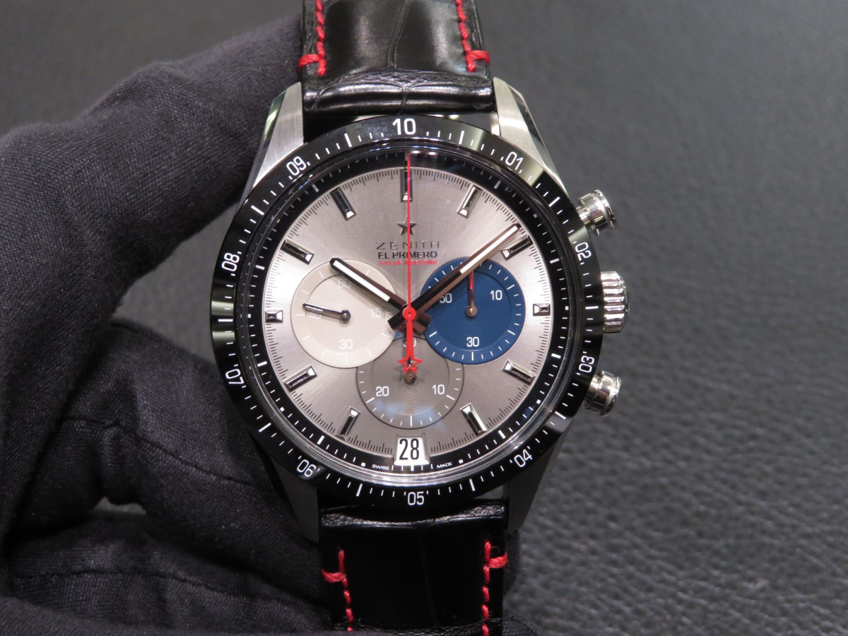 IMG_8462 エル・プリメロ50周年記念 世界50セット限定の特別ボックス! - CHRONOMASTER