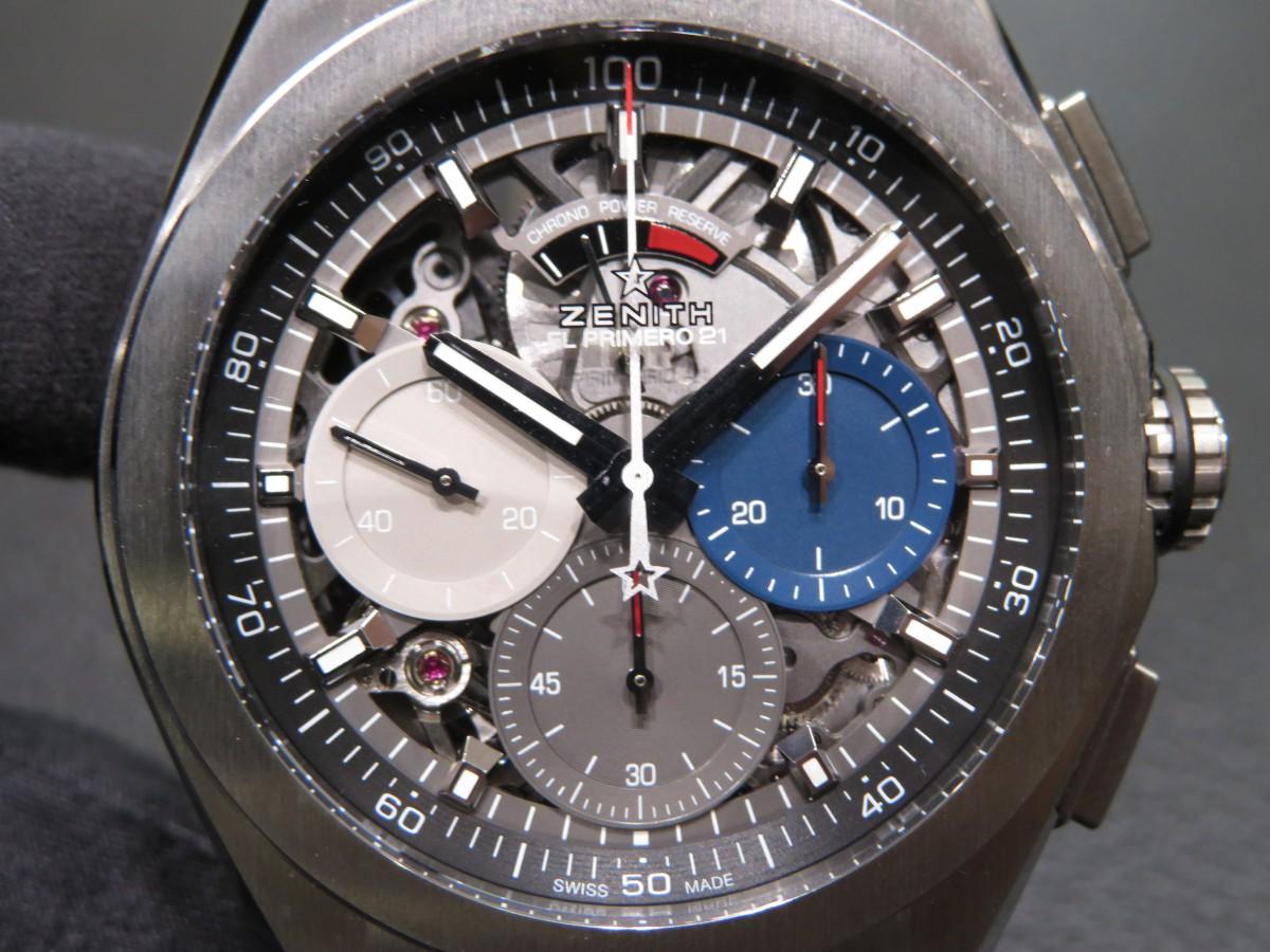 IMG_8470 エル・プリメロ50周年記念 世界50セット限定の特別ボックス! - CHRONOMASTER