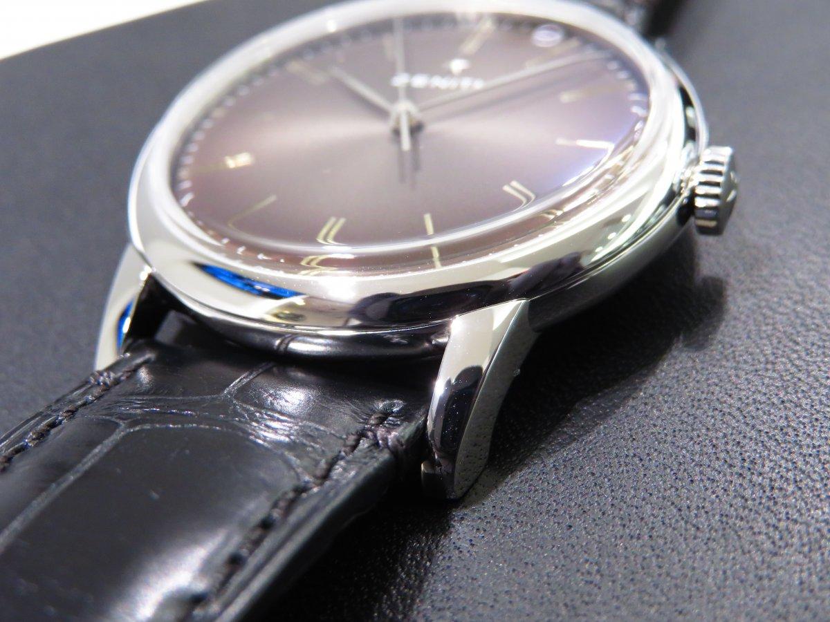IMG_9624 エリート クラシックはビジネスやフォーマルシーンで使える大人の腕時計!ゼニスブティック大阪でご覧ください! - ELITE