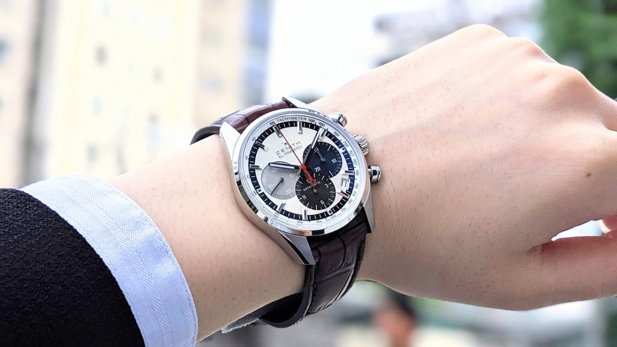 数ある時計ブランドの中でZENITHを選ぶ理由 - CHRONOMASTER |00100lPORTRAIT_00100_BURST20190922121131782_COVER