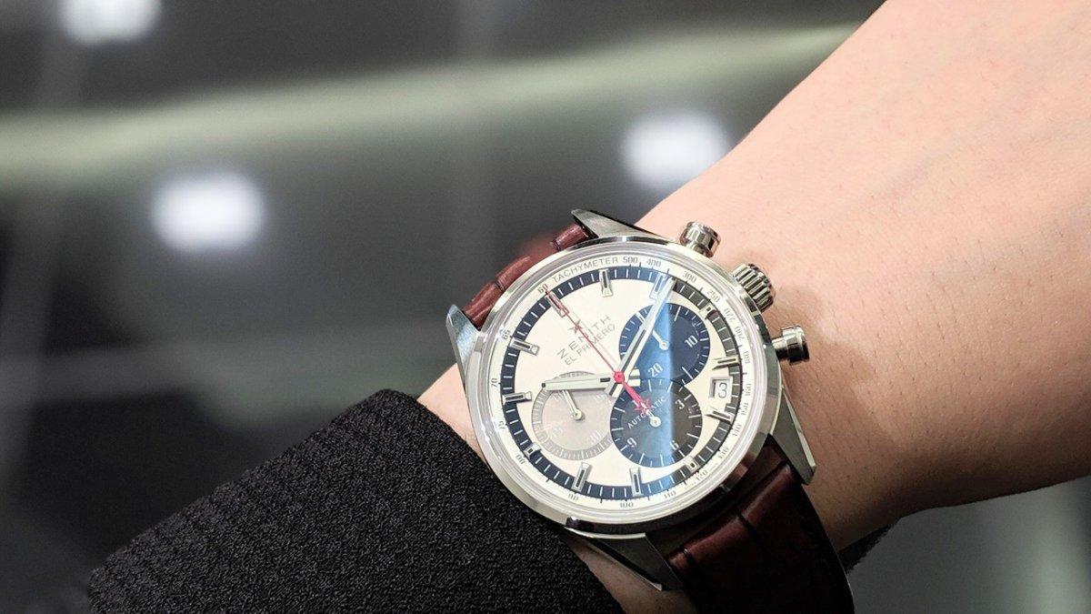 数ある時計ブランドの中でZENITHを選ぶ理由 - CHRONOMASTER |00100lPORTRAIT_00100_BURST20190922123558418_COVER