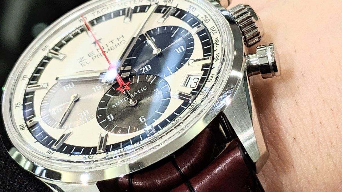 数ある時計ブランドの中でZENITHを選ぶ理由 - CHRONOMASTER |IMG_20190922_124637