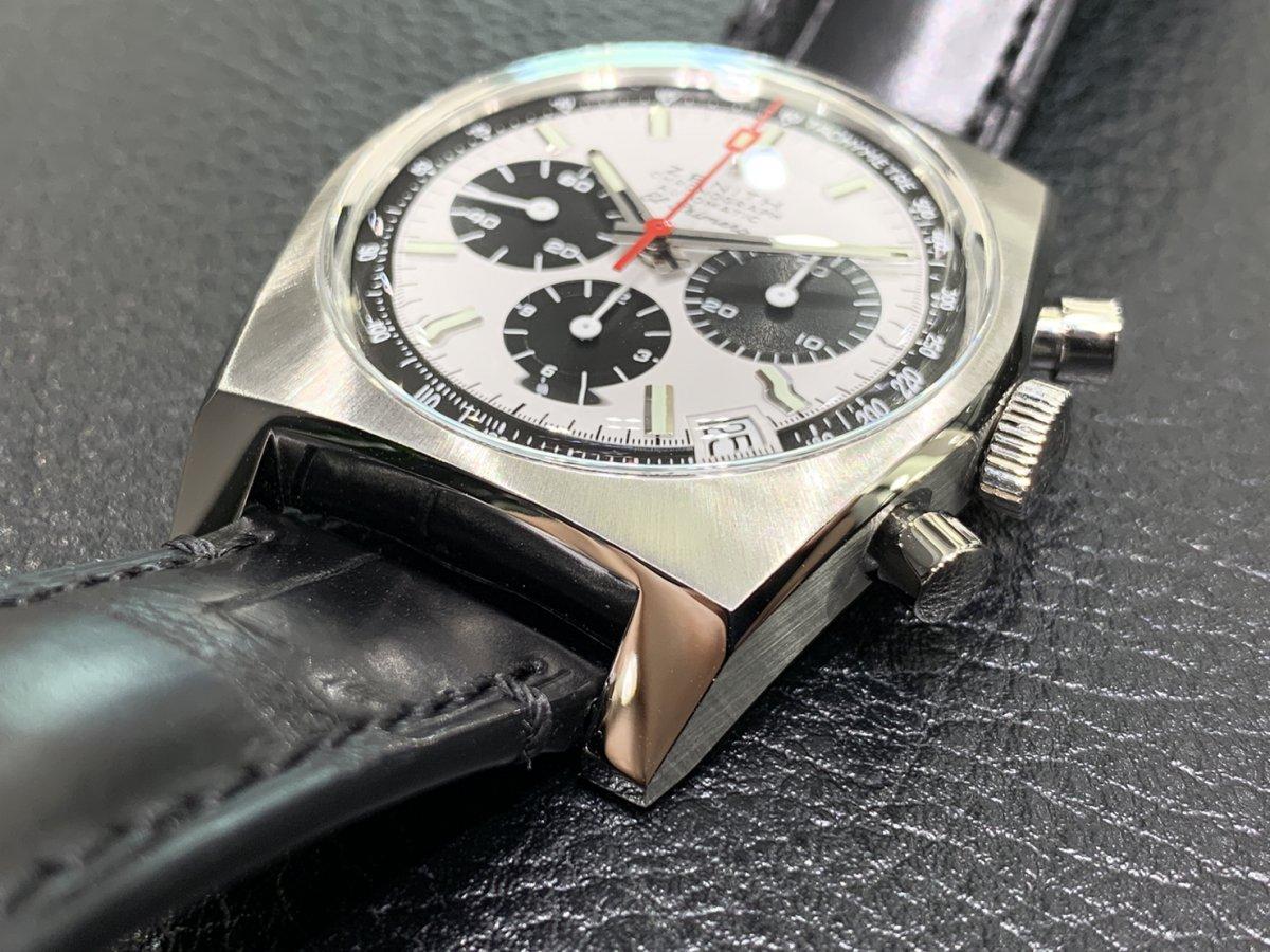 IMG_3017 次元が着用した時計!エル・プリメロはここから始まった【A384 REVIVAL】 - CHRONOMASTER OTHERS