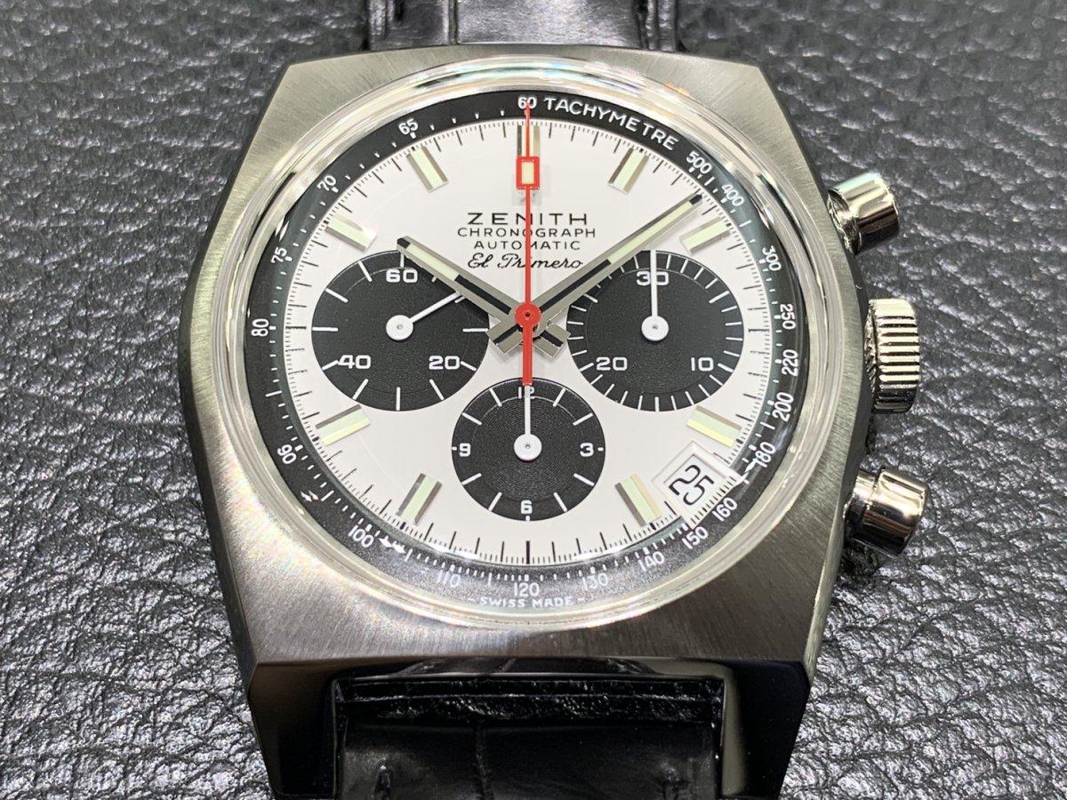 IMG_3018 次元が着用した時計!エル・プリメロはここから始まった【A384 REVIVAL】 - CHRONOMASTER OTHERS