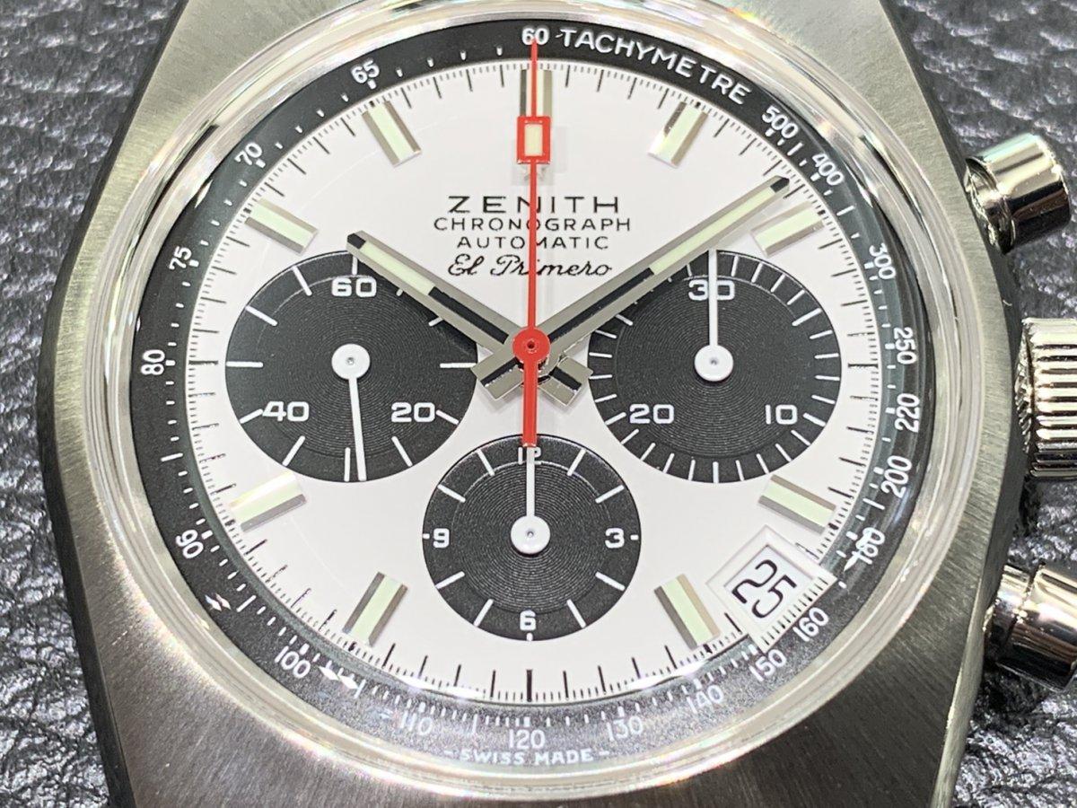 IMG_3019 次元が着用した時計!エル・プリメロはここから始まった【A384 REVIVAL】 - CHRONOMASTER OTHERS