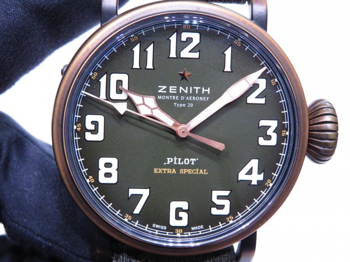 IMG_0815 ご自身で簡単にストラップを付け替えられる!新作「パイロット タイプ20 アドベンチャー」 - PILOT