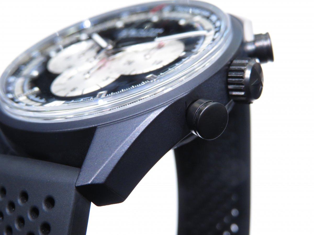 IMG_1242 スポーティとクラシカルな表情を併せ持つ生産終了モデル「エル・プリメロ 42mm」 - CHRONOMASTER