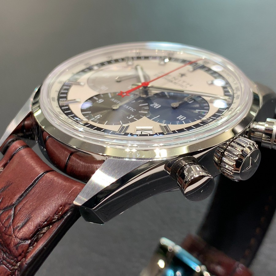 IMG_4741 50年受け継がれるデザイン【エル・プリメロ38mm】 - CHRONOMASTER