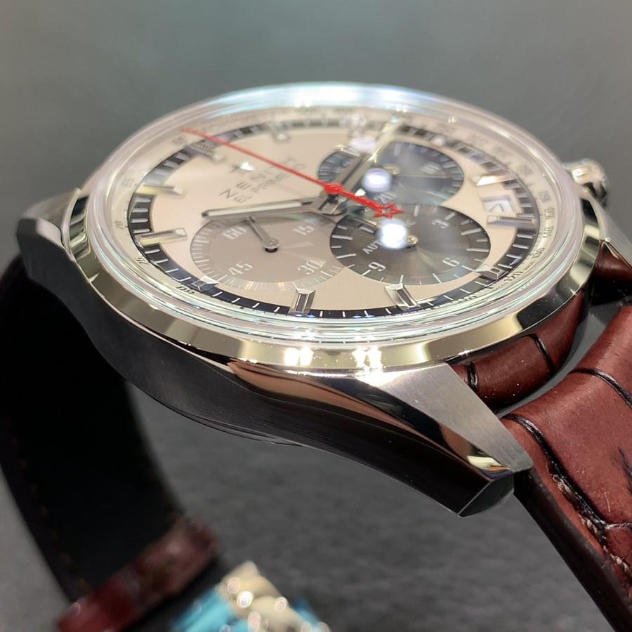 IMG_4743 50年受け継がれるデザイン【エル・プリメロ38mm】 - CHRONOMASTER