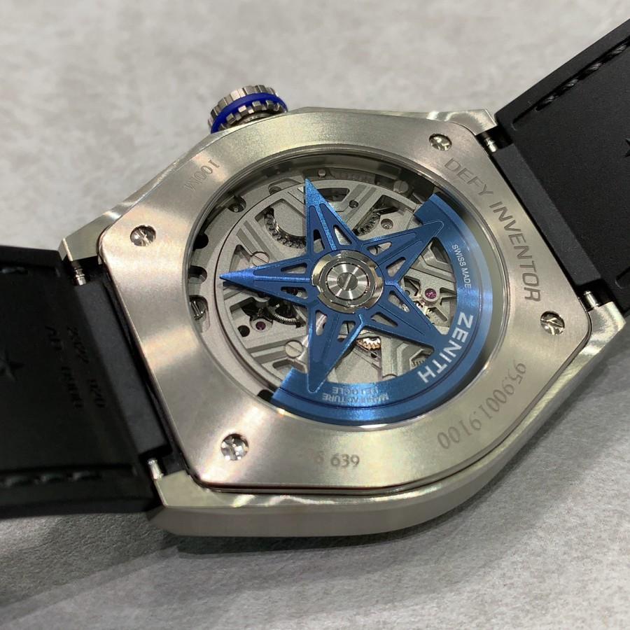 IMG_4888 機械式時計の新時代?常識を覆す超画期的機構【デファイ インベンター】 - DEFY