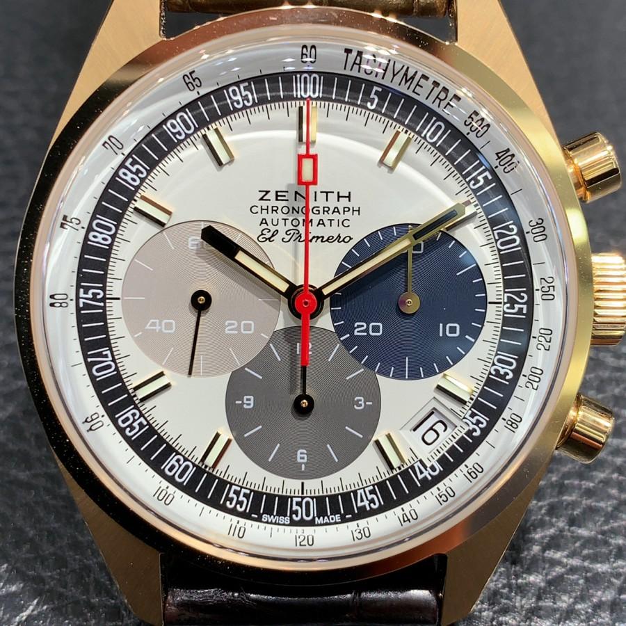 IMG_5006 「50本限定」「50年保証」「50年記念」かつてないスペシャルモデル【A386 REVIVAL】 - CHRONOMASTER