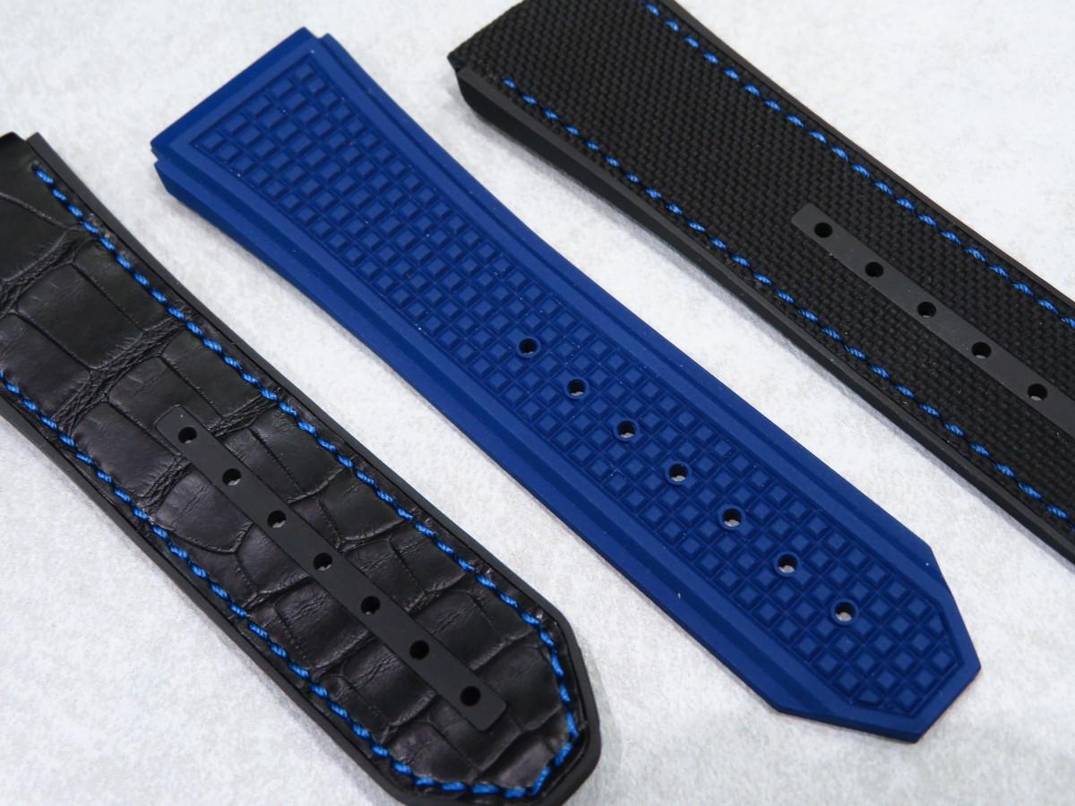 IMG_1699 ブティック250本限定 ブラックとブルーのコントラストが男前な高性能モデル「デファイ エル・プリメロ21」 - DEFY