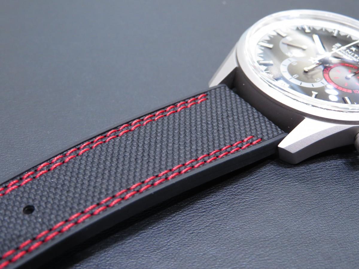 ブティック限定50本!ゼニスの伝統とモダンなデザインが見事に融合した「エル・プリメロ レイダー」 - CHRONOMASTER  IMG_2474