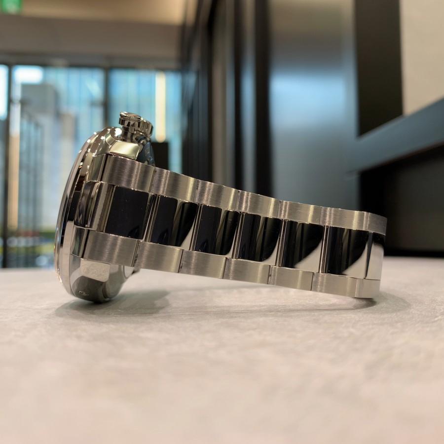 IMG_7128 ゼニスの技術力が生み出す機械の立体感に見惚れる!?複雑な多機能モデル「グランドデイト フルオープン」 - その他