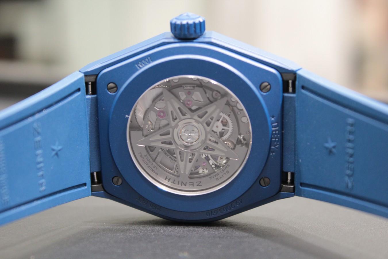 IMG_3478-1 暑い時期の腕元にブルーの時計はいかがですか!?【デファイクラシックセラミック】 - ELITE