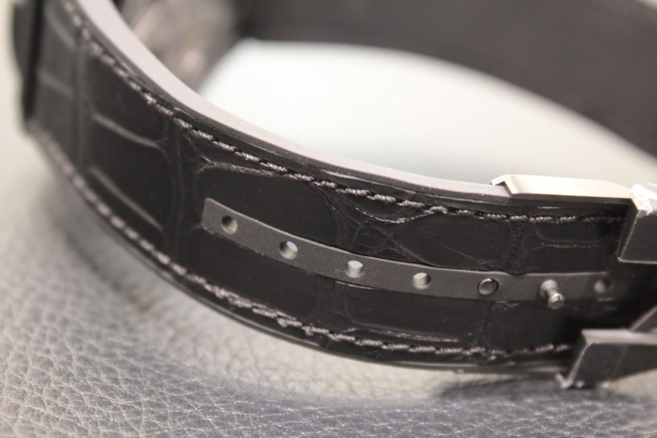 IMG_3751 オールブラックの男前時計?「デファイ エル・プリメロ21」ブラックセラミックモデル! - DEFY